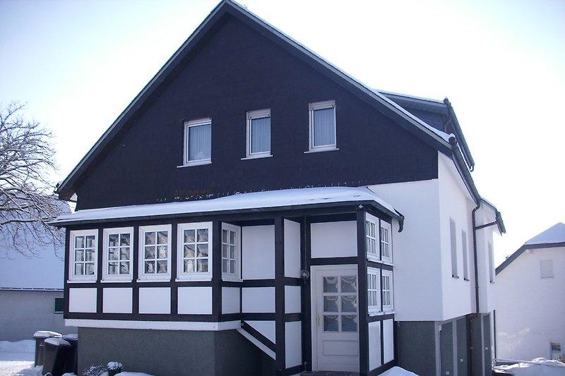 Haus Kaiser / Eingang