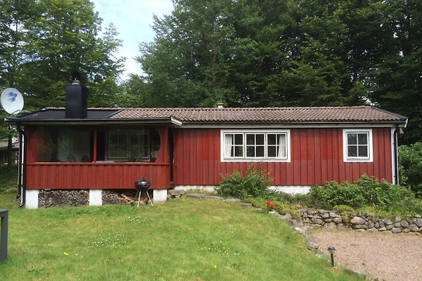 Ferienhaus 60 à Simlångsdalen - Image 1