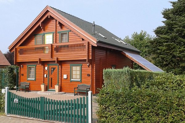 Ferienblockhaus Jana in Lembruch - immagine 1