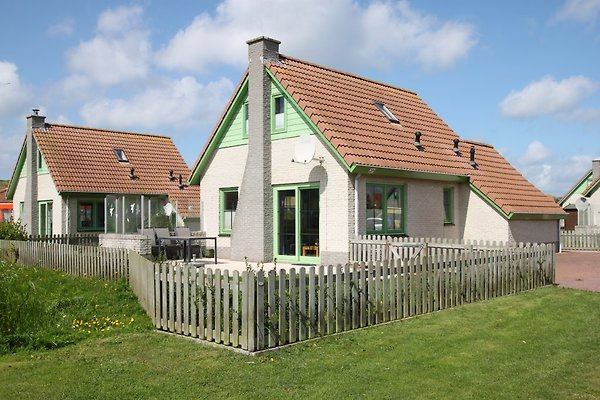 Luxus-Ferienhaus 281 für 6 P.  à Julianadorp aan Zee - Image 1