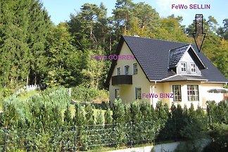 Traum-FeWo 6 P. eingezäunter Garten
