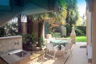 Casa Vacanza LE PALME / jardín