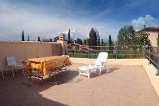 Casa Vacanza LE PALME/Terrasse
