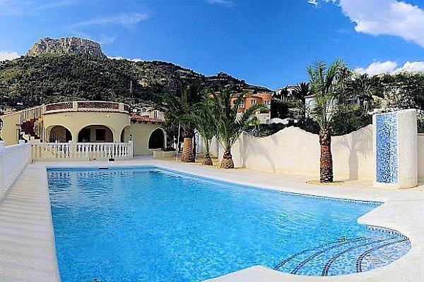 villa Malva in Benissa - Bild 1