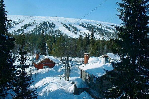 Nettes ferienhäuser in Dalarna in Sälen - Bild 1