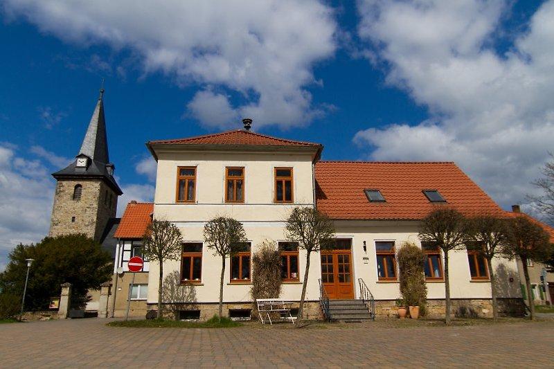 Ihr Ferienhaus am Dorfplatz