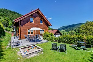 Ferienhaus Schwarzwald mit Sauna