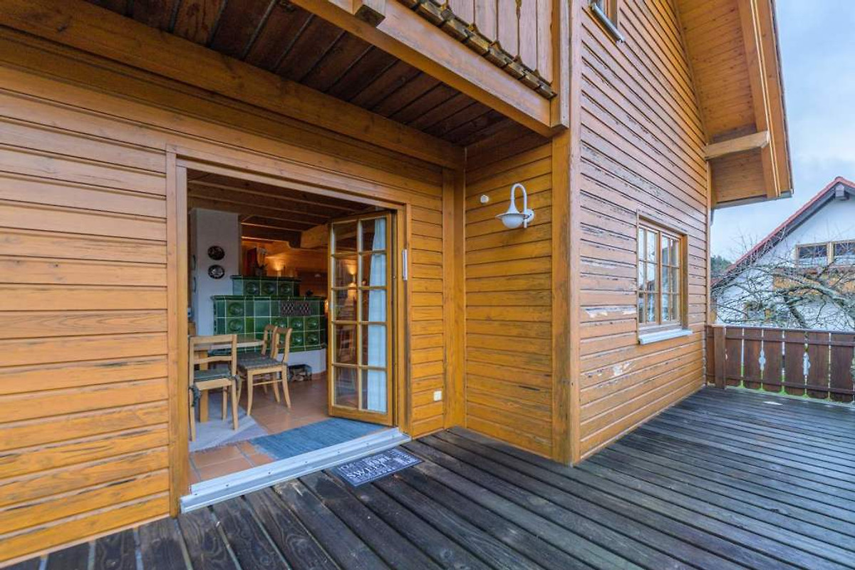 holzhaus oberbr ndi ferienhaus in lossburg mieten. Black Bedroom Furniture Sets. Home Design Ideas