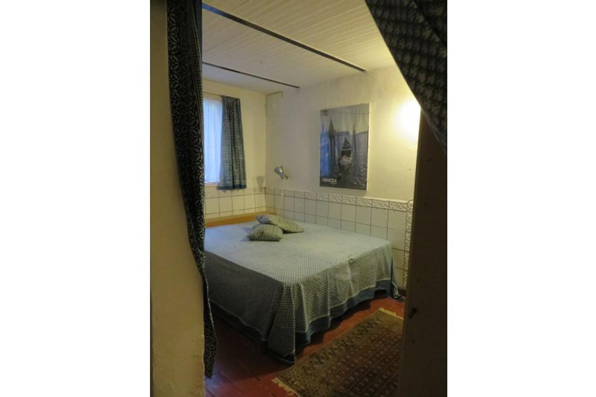 Das Bett Im Schlafraum Besteht Aus 2 Einzelbetten