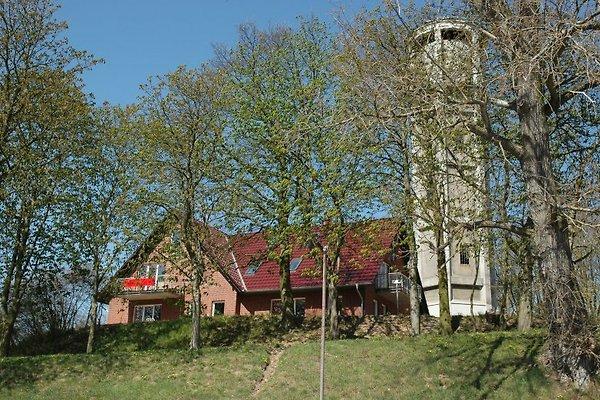 Ferienwohnungen am Wasserturm in Röbel/Müritz - immagine 1