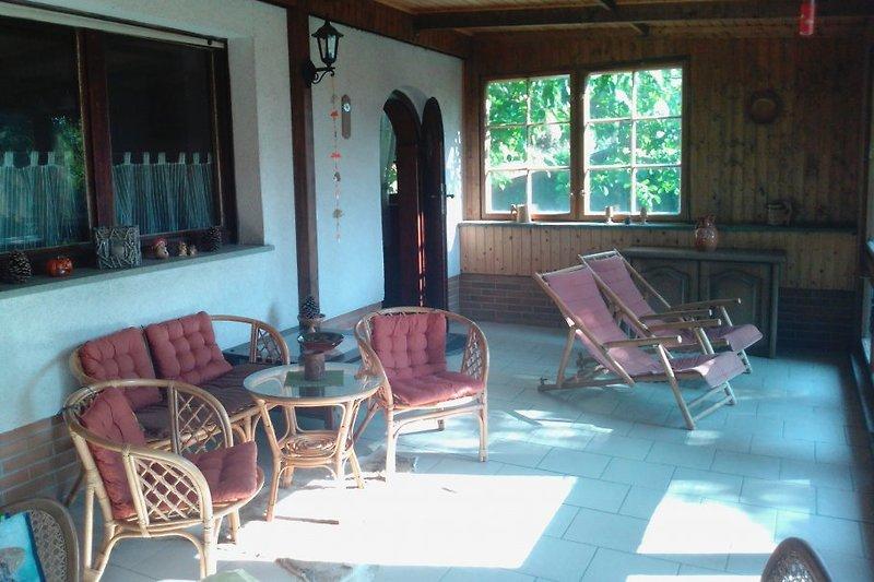 Ferienhaus albertine ferienhaus in g ntersberge mieten - Wintergarten sachsen anhalt ...
