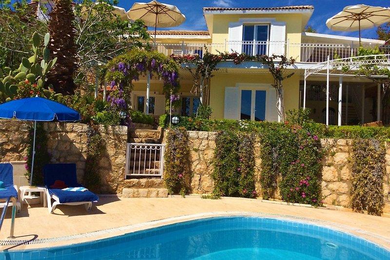 villa Mimosa: das perfkte Ferienziel