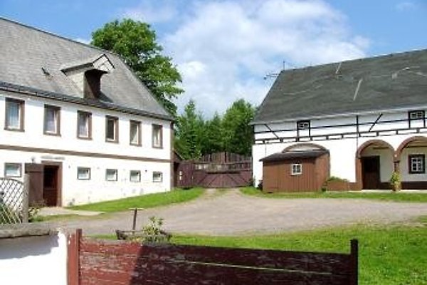Holiday Zieger  à Pfaffroda-Dittmannsdorf - Image 1