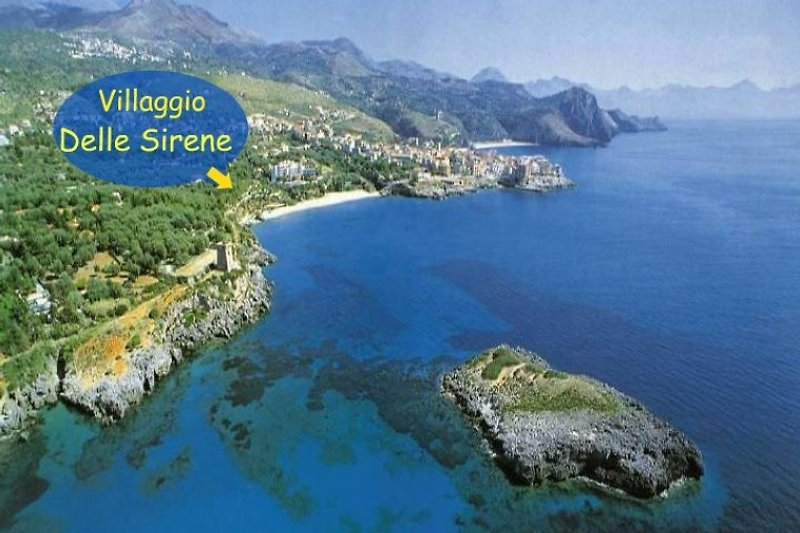 Die romantische Cilento Küste mit unzähligen feinsandigen Buchten und faszinierenden Grotten: UNESCO Weltkulturerbe Cilento Nationalpark