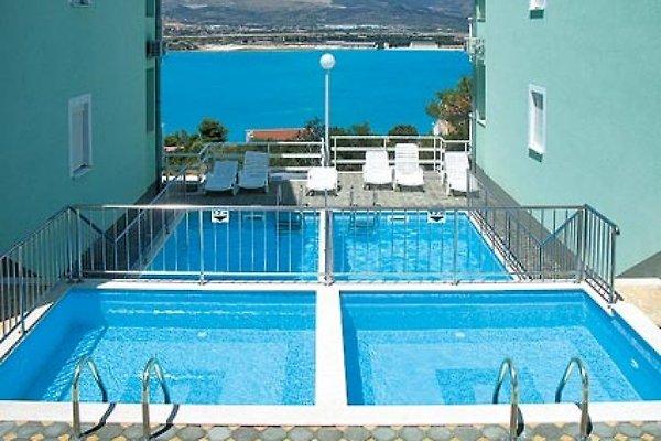 Vila Zelena *** avec piscine à Trogir - Image 1