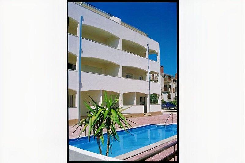 Haus mit Pool Ciovo Trogir