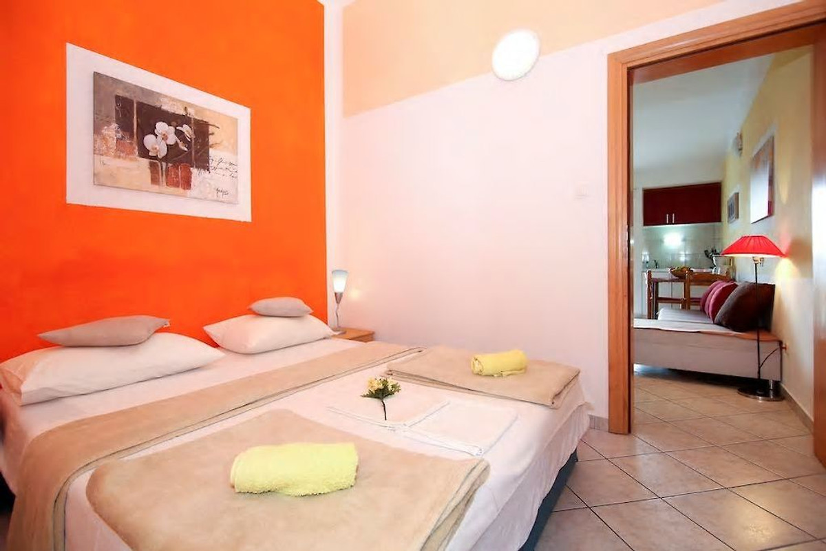 MEDITERAN *** *** - Holiday flat in Stanici