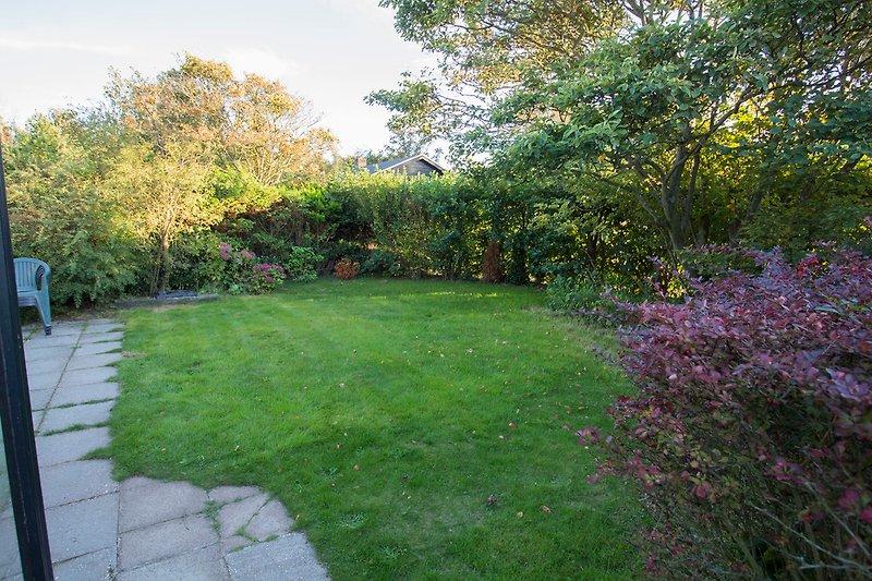 Garten Bungalow 48