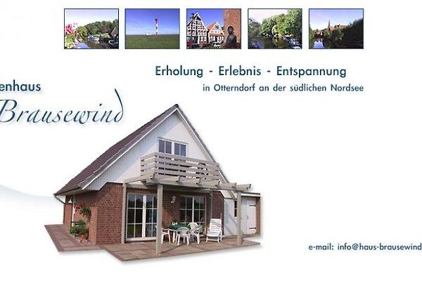 Ferienhaus Achtern Diek Ott en Otterndorf - imágen 1