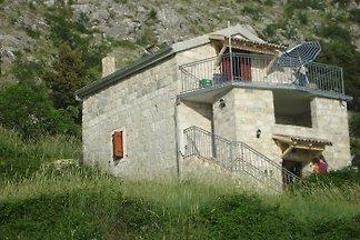 Domek letniskowy rustic stone house in Split