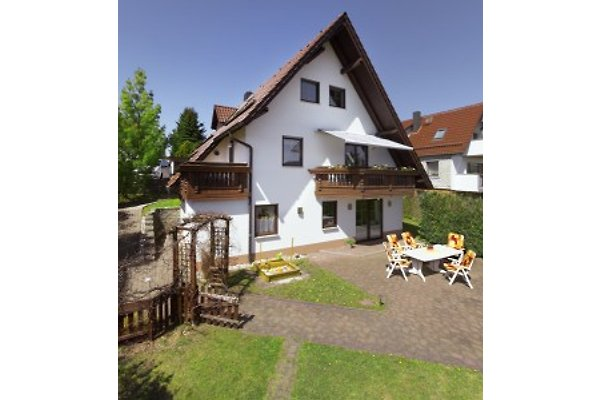 Ferienhaus Schöne Aussicht à Suhl - Image 1