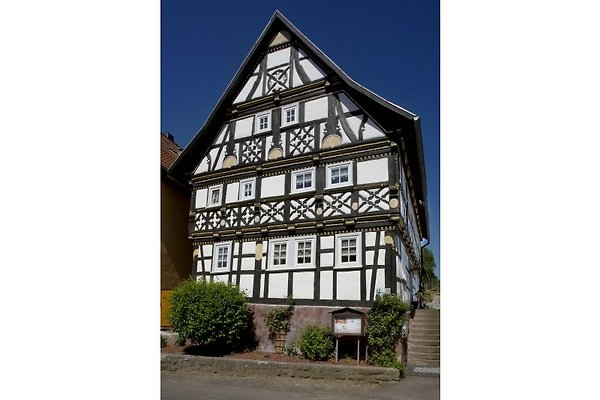 Ferienhaus Moritz in Oberweid - immagine 1