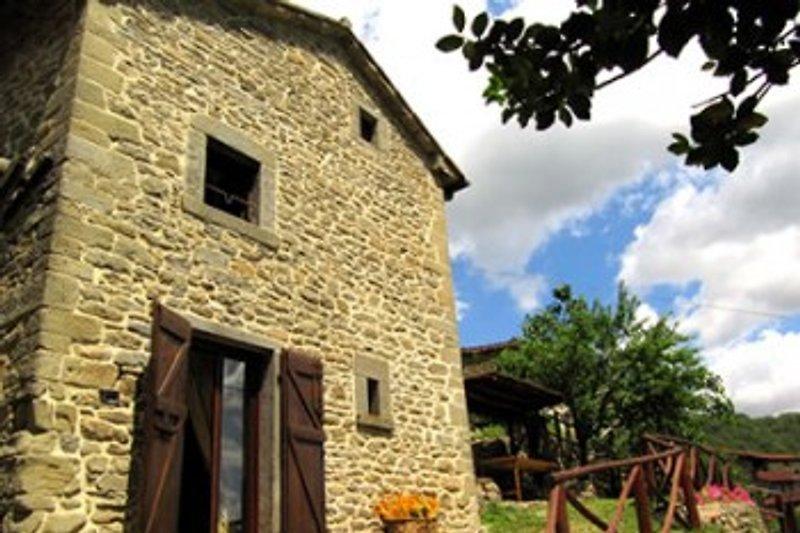 Ferienhaus für 2 Personen mit Whirlpool in der Toskana