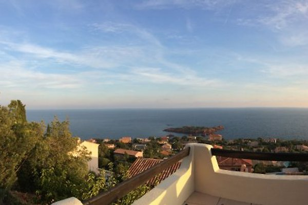 180 Grad Panorama Blick