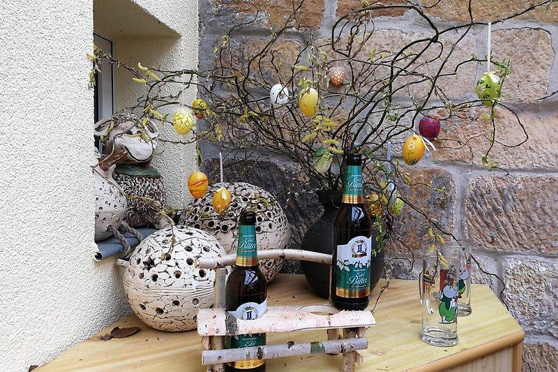 Osterfest ist Saisonbeginn