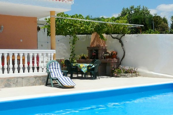 Country house with private pool Casa Dulce in Orgiva - picture 1