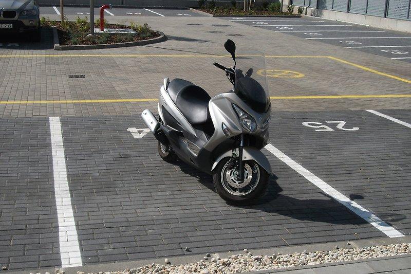 Ihr Parkplatz Nr. 24