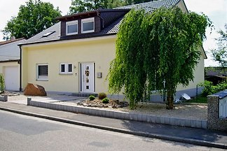 """Relaxed holidays for large families or you and your friends in the biosphere reserve """"Pfälzerwald-Nordvogesen""""."""