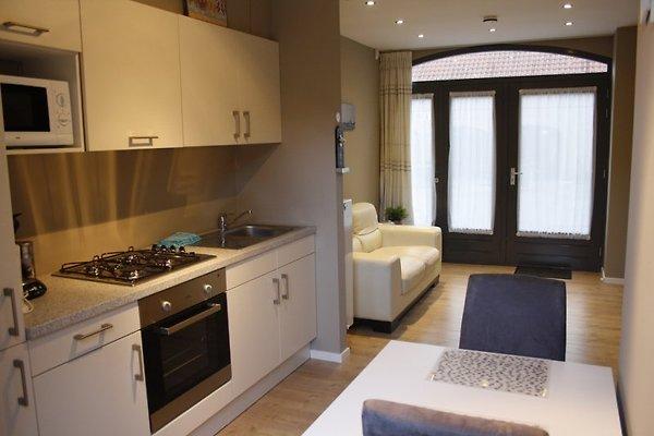 Appartement De Kaaipoort Floor à Aardenburg - Image 1