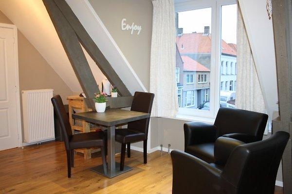 Appartement Junior de Kaaipoort à Aardenburg - Image 1