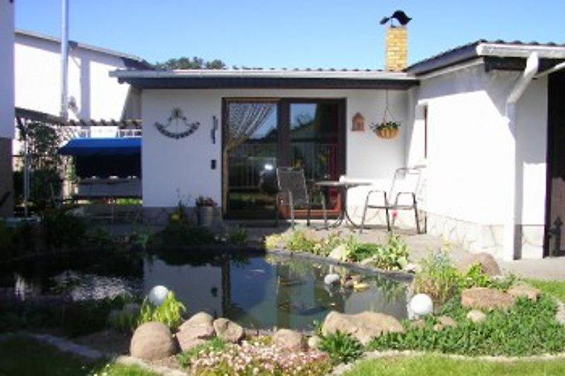 Ferienhaus mit 2er Paddelboot in Mirow - Bild 2