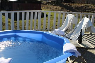 Relaxhouse/SAUNA/HOTTUB/BOOT/WFI