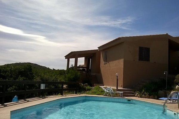 Villetta con piscina en Costa Paradiso - imágen 1