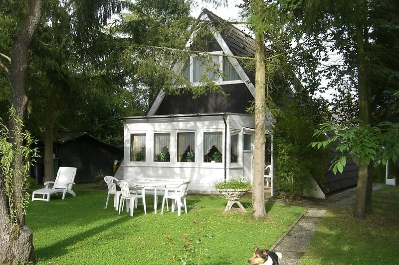 Haus 2 mit Wintergarten