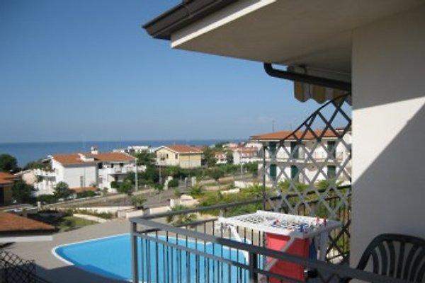 Holiday Apartment in Scalea in Scalea - Bild 1