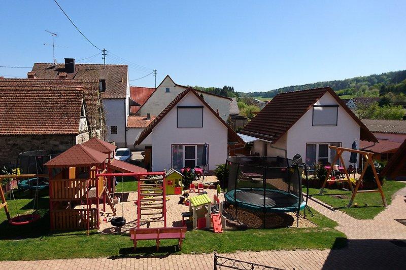 Ferienhaus Brumbär und Schlafmütz