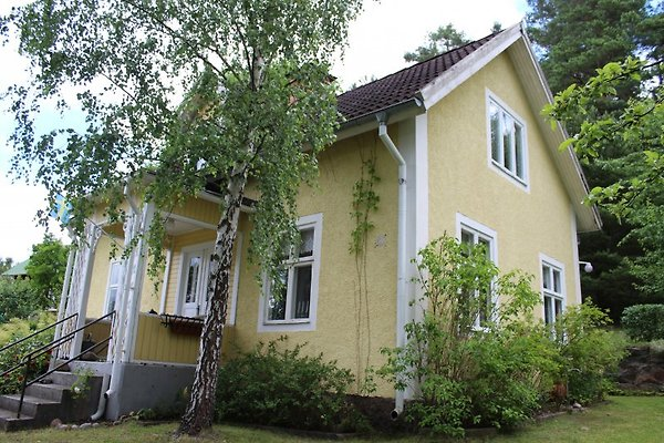 Haus Älgträff m/o. Lilla Villa à Mörlunda - Image 1