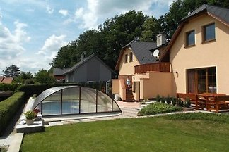 Apartament ' Cetnov ' u Elaine, Lake of Skalka