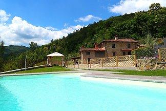 Toskana - Villa Rosa m. Pool