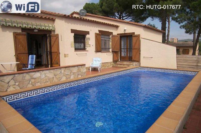 Villa Lara mit eigenem Schwimmbad