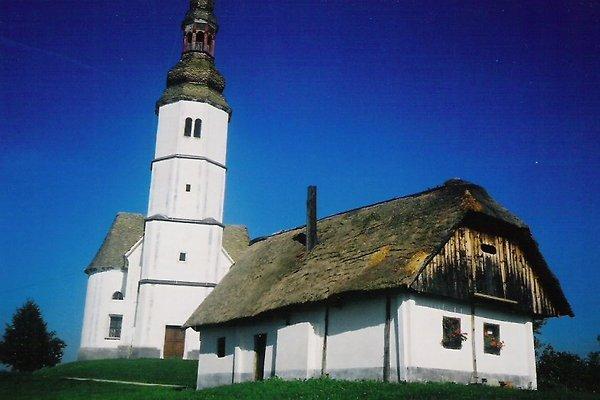 Landhaus Kostomaj in Loka pri Zusmu - immagine 1