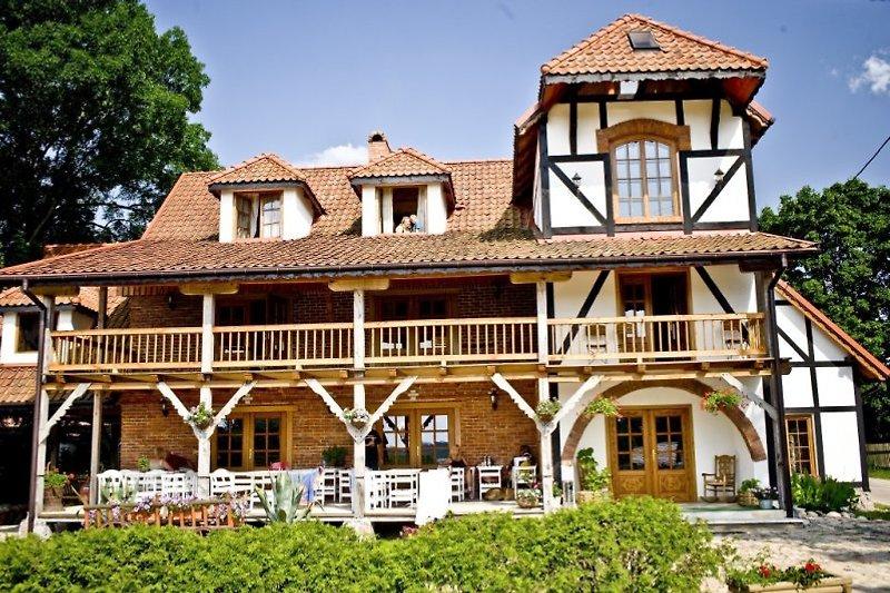 Unser Landhaus SASEK