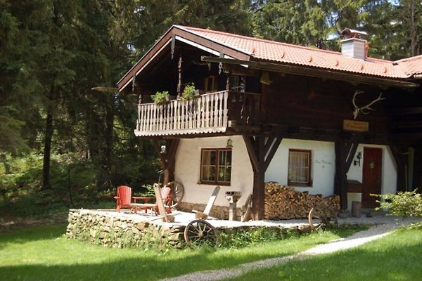 4**** Dürrw. Haus Wildschütz en Bischofsmais - imágen 1