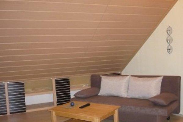 ferienwohnung bellaire appartamento in homburg affittare. Black Bedroom Furniture Sets. Home Design Ideas