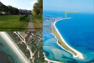Einfamilienhaus 50 M. vom Strand