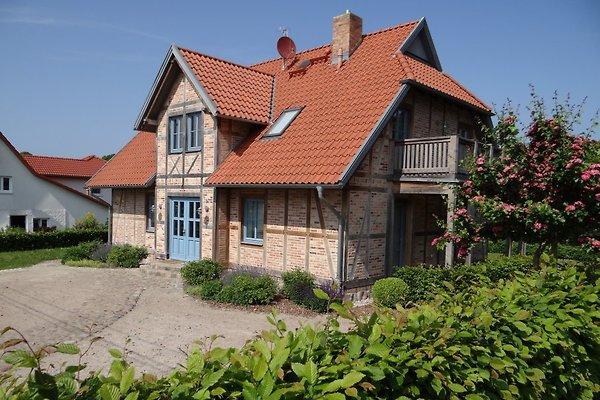 Fachwerkhaus -Uns Landhus à Wittenbeck - Image 1